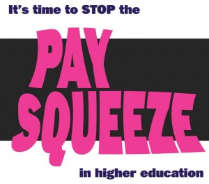 pay squeeze