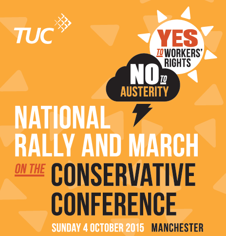 tuc rally and march